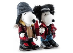 Snoopy receives designer makeover