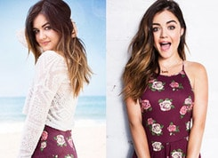 Hollister x Lucy Hale