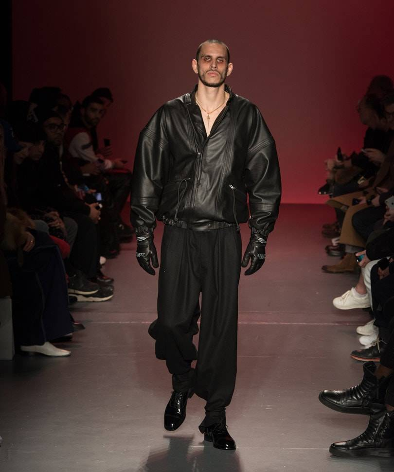 The reinvention of black with Willy Chavarria