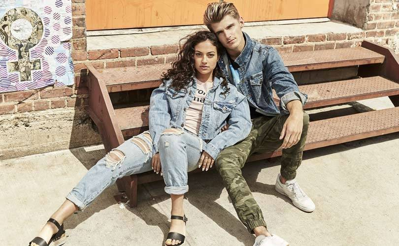 In Pictures: Aéropostale debuts all new jean fits