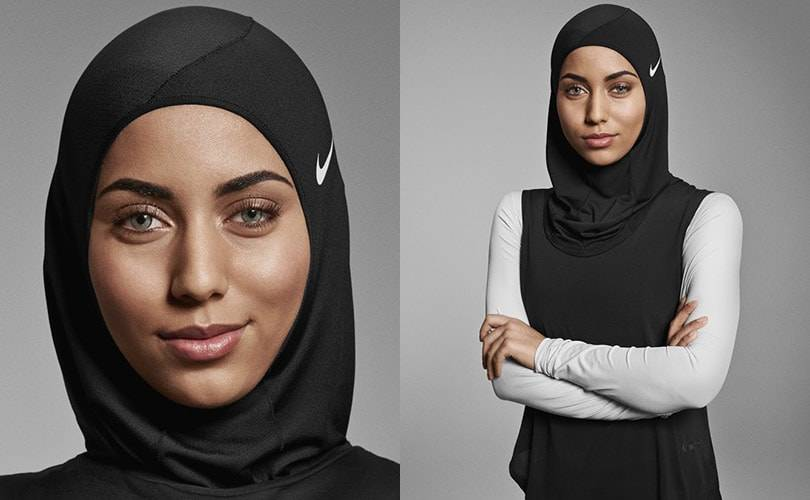 In Pictures: Nike's debut performance Hijab