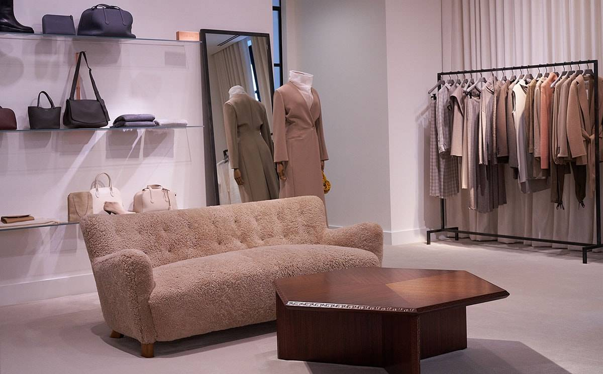 The Row opens store-in-store at Forty Five Ten