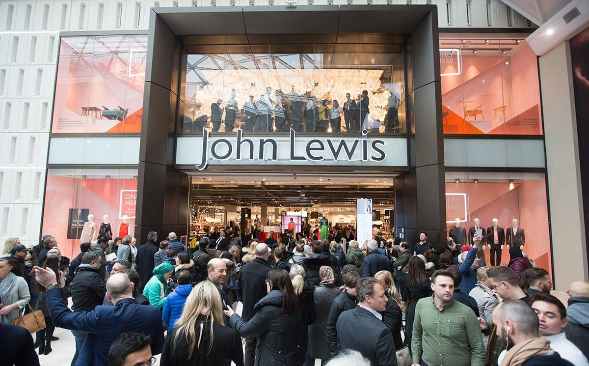 John Lewis reveals that Cult TV influences shopping trends