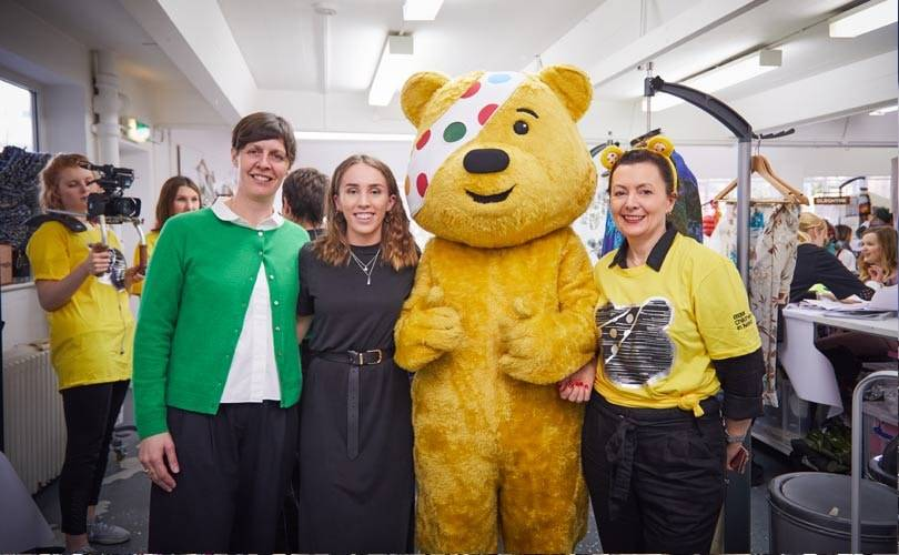 Norwich University student wins Children in Need competition