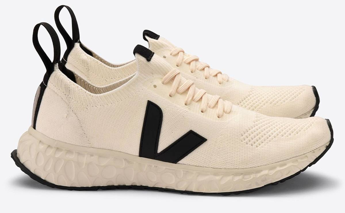 Rick Owens and Veja team up for sustainable sneakers