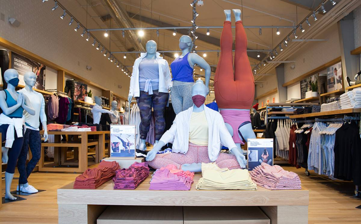 Athleta launches extended sizing