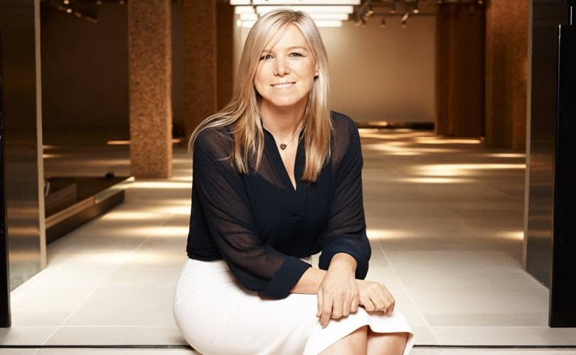 Harvey Nichols' deputy chairman Stacey Cartwright resigns