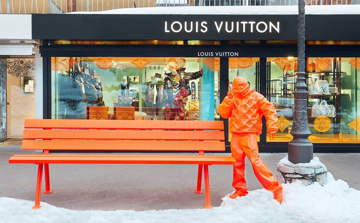 Louis Vuitton to close store hit by protest