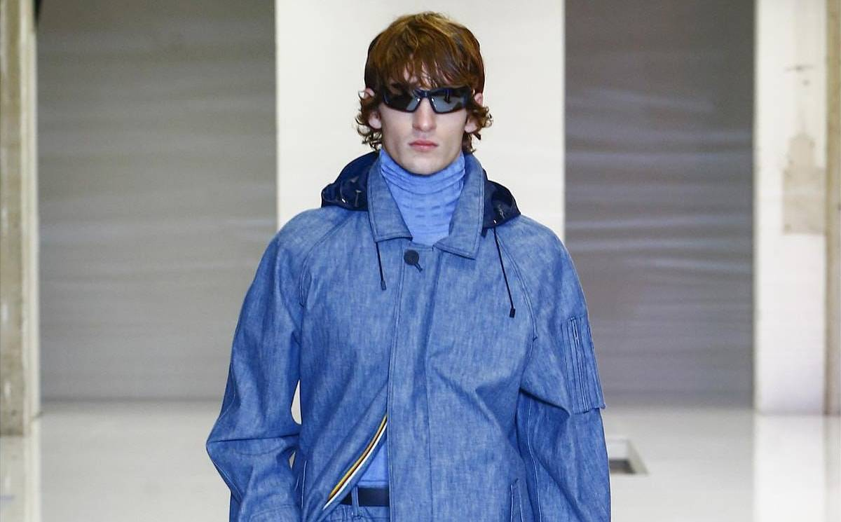 Video: K-Way FW21 collection at MFW