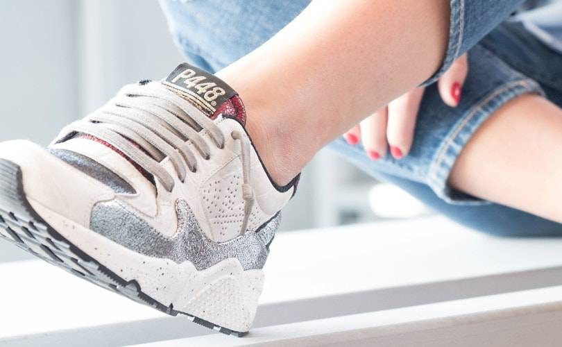 Italian sneaker brand P448 acquired by StreetTrend and investment firm Panda