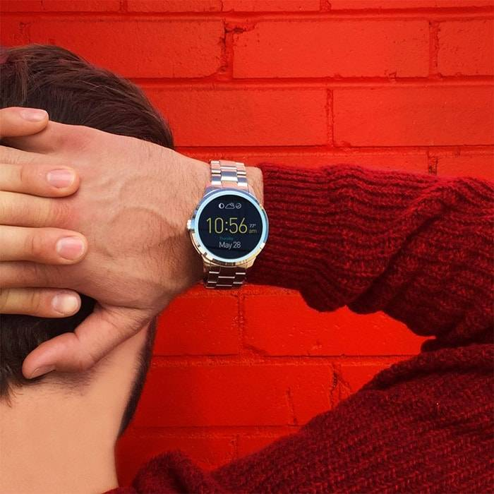 Fossil Group gears up to launch over 100 wearables in 2016