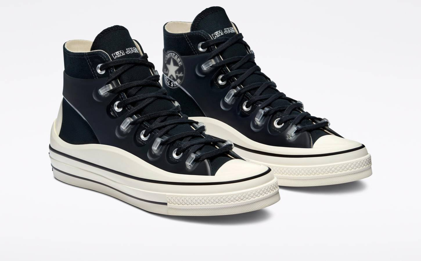 Designer Kim Jones launches collection with Converse