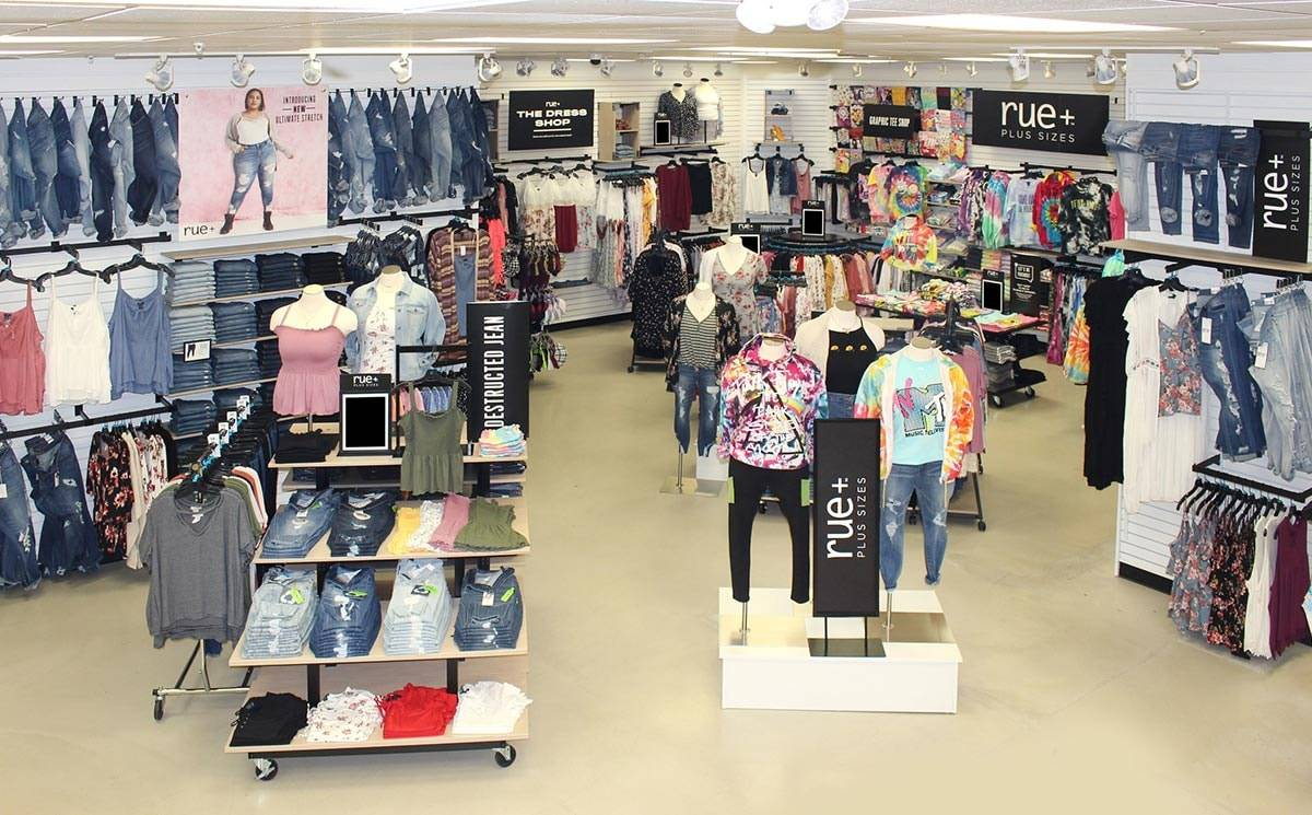 Rue21 to expand plus size offering in 61 stores