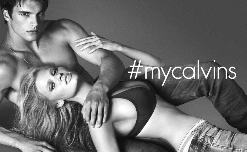 Calvin Klein brings interactive denim series campaign to LA opening ceremony