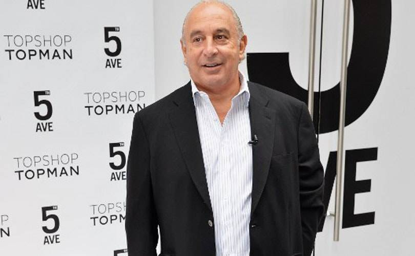 Sir Philip Green in new court battle over harassment claims