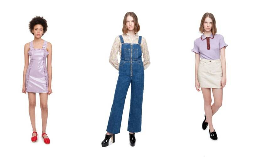 Alexa Chung unveils debut collection