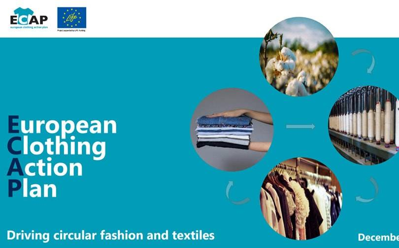 WRAP presents ECAP findings on circular fashion and textiles