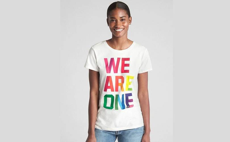 Gap launches Pride collection