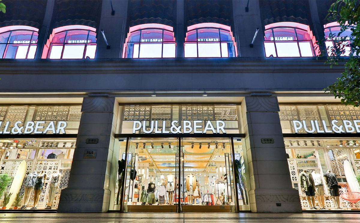 Inditex to close all Bershka, Pull & Bear and Stradivarius stores in China