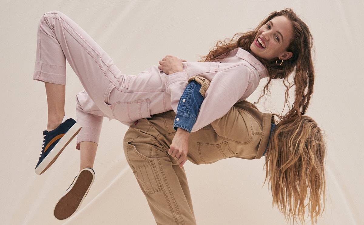 Madewell launches workwear capsule with Dickies