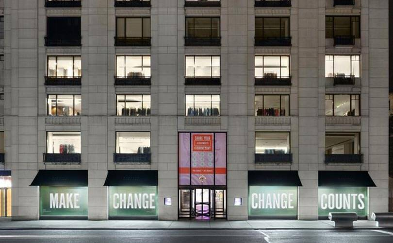 Barneys gives back this Christmas with Make Change campaign