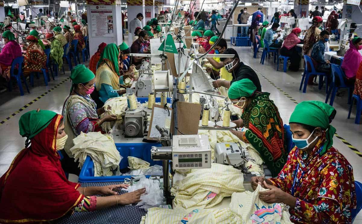 The fashion companies promising to pay their suppliers