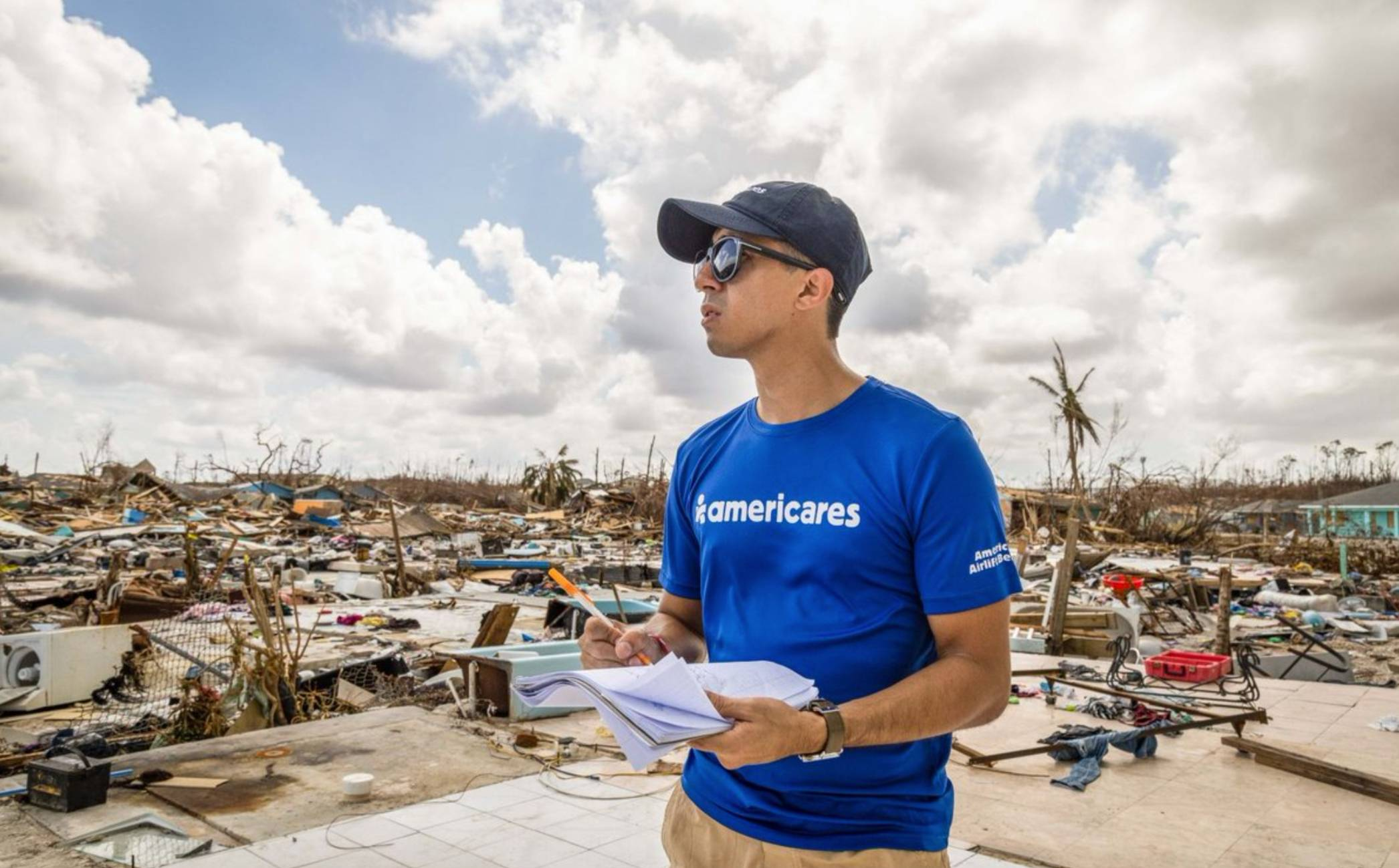 PVH Corp. links with Americares for a global disaster relief program
