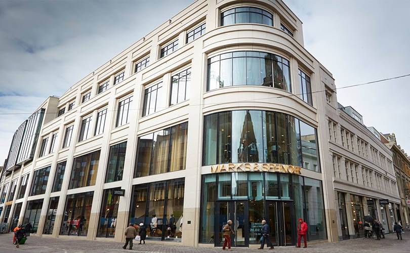 M&S offloads Amsterdam flagship site to Hudson's Bay Co.