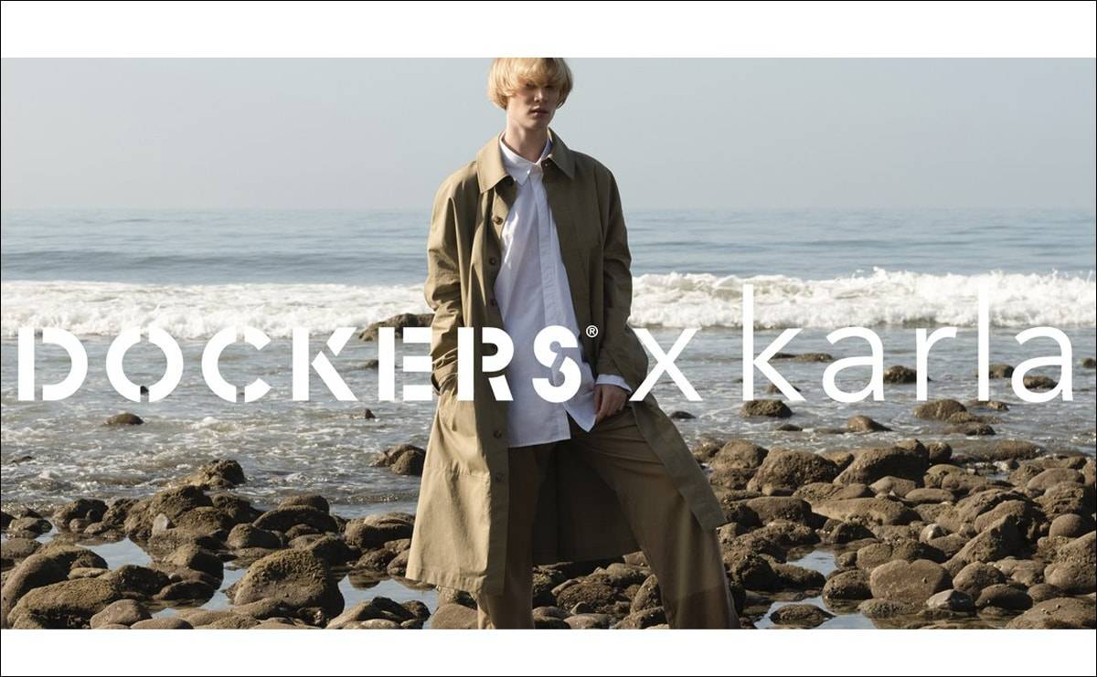 Celeb stylist Karla Welch collabs with Dockers to create genderless collection