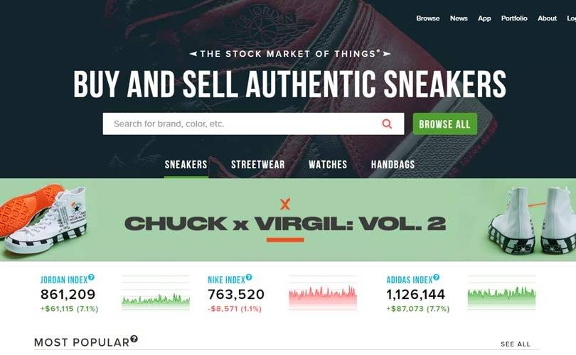 StockX secures 44 million in funding, starts European expansion