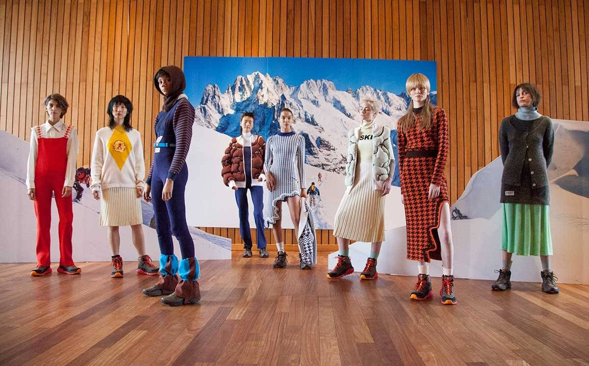 PH5 does a new take on skiwear
