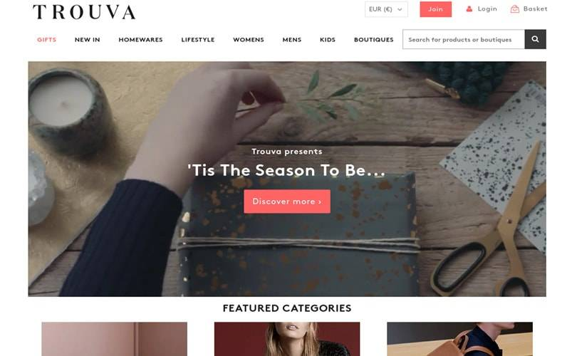 Trouva raises 10 million USD in funding round