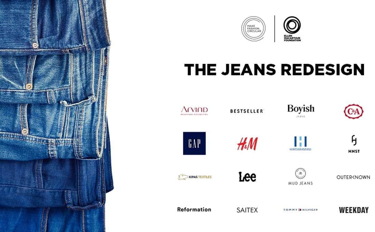 Make Fashion Circular launches Jeans Redesign