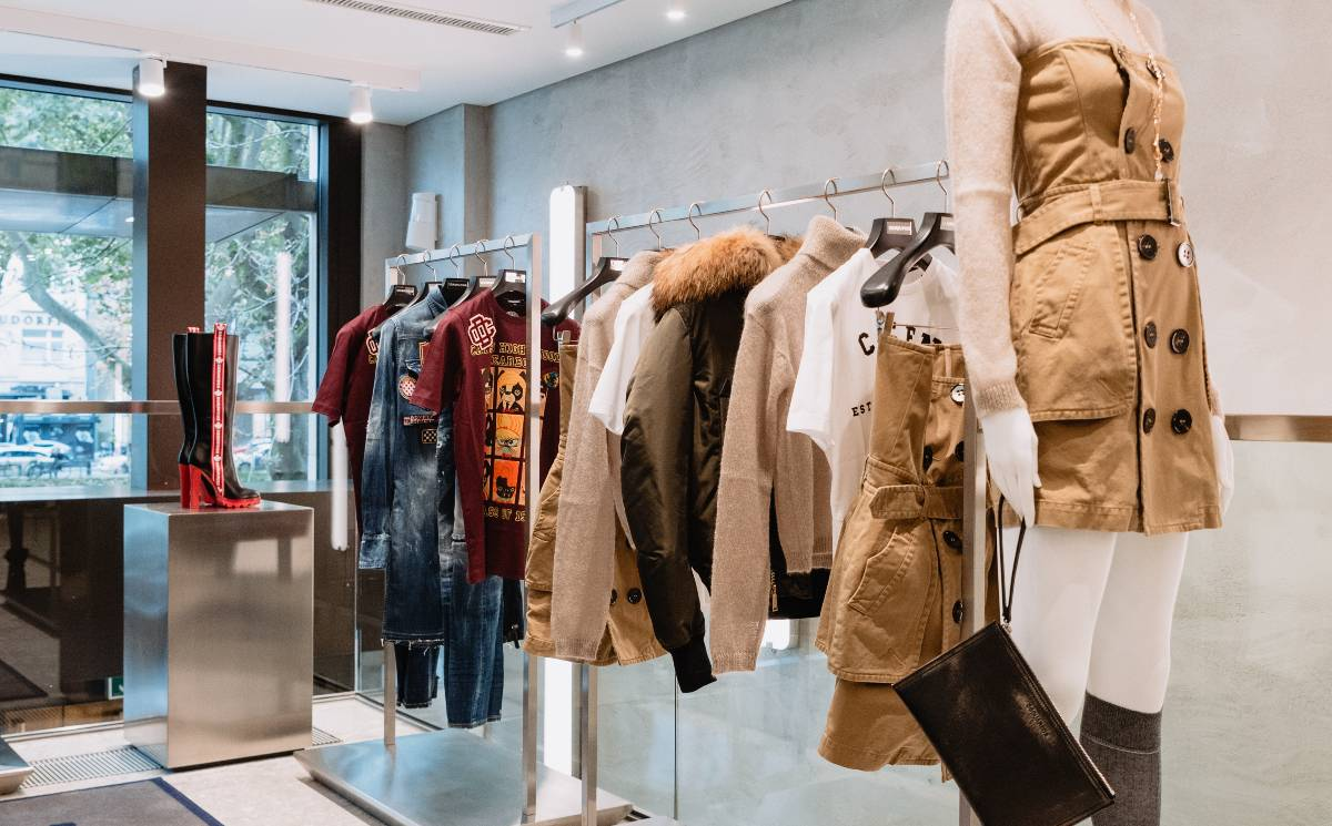 Dsquared2 opens boutique in Dusseldorf