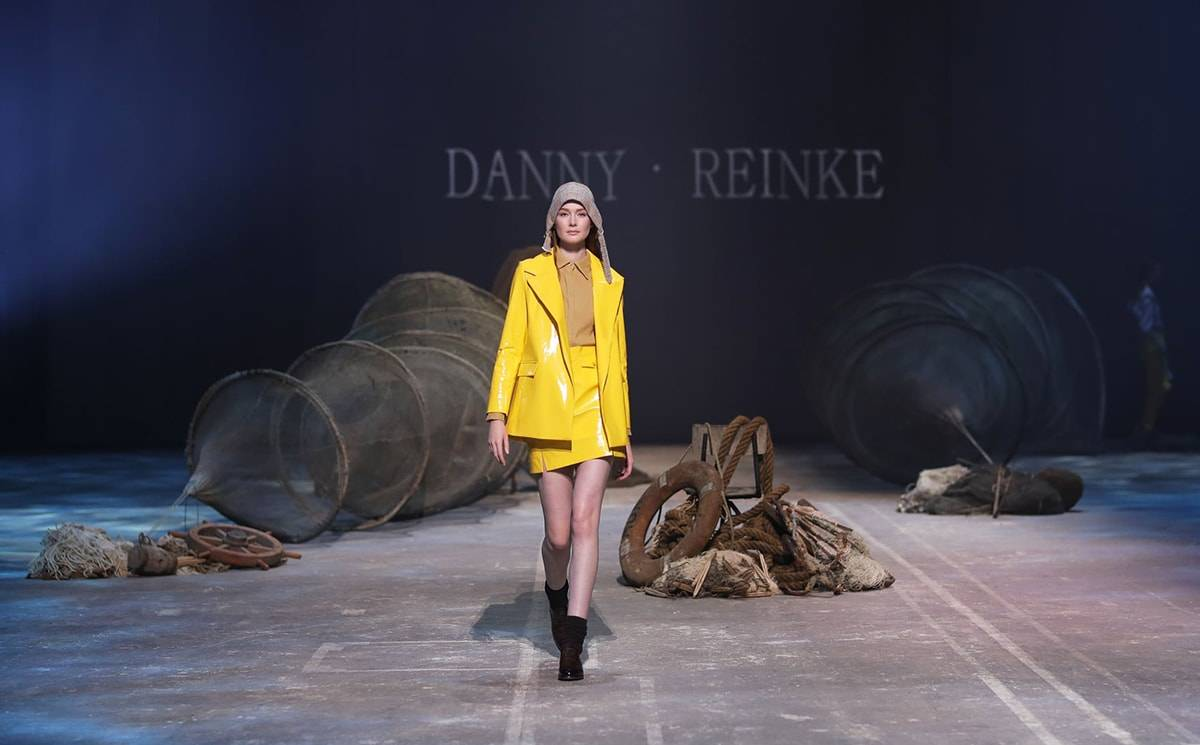 Video: Danny Reinke's fishery inspired FW21 collection