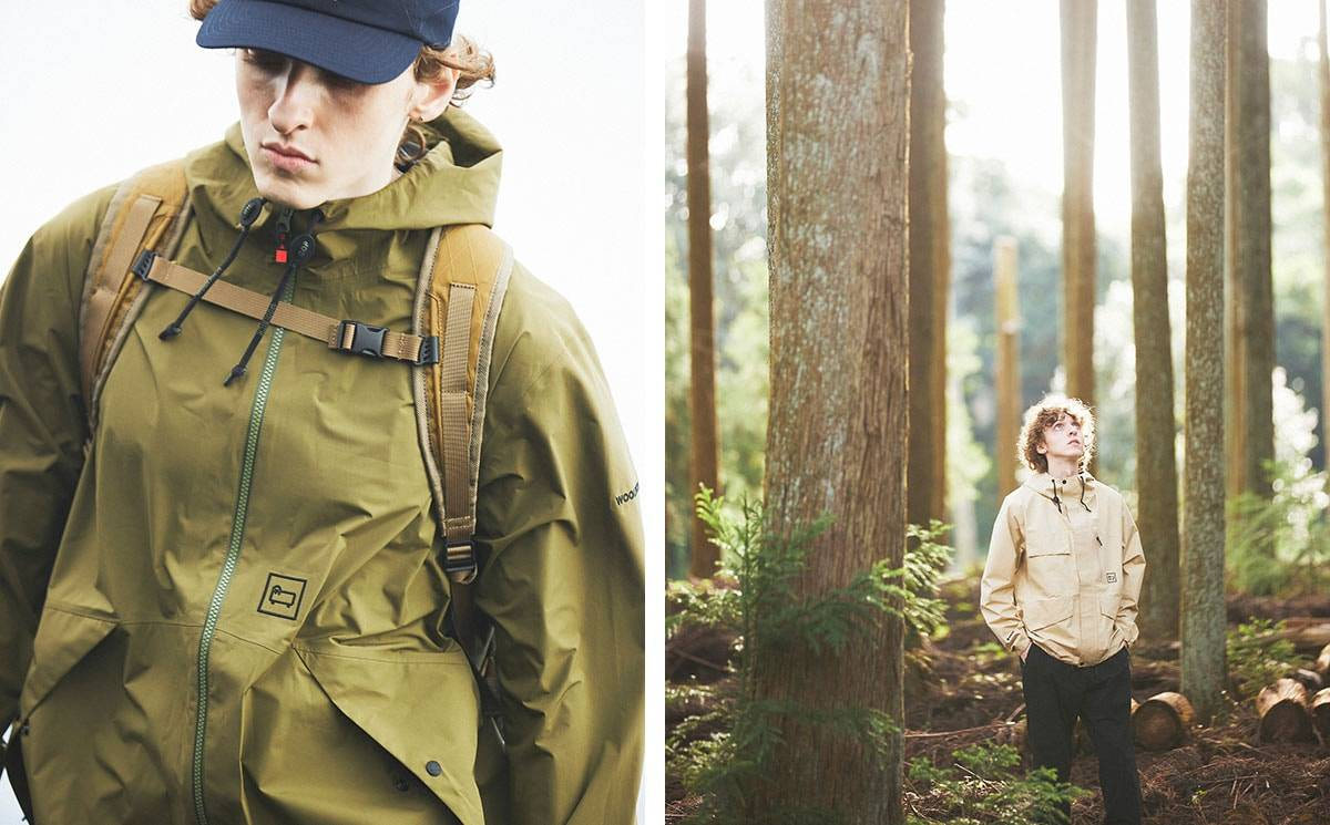 WOOLRICH OUTDOOR LABEL SS21 Collection