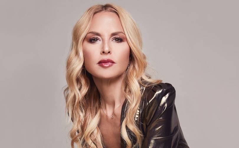 Rachel Zoe speaks at FASHINNOVATION Worldwide Talks 2020 NYFW with Mara Hoffman,  Katia Beauchamp of Birchbox, and Sofia Resing